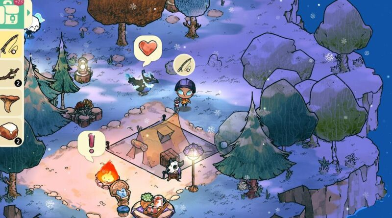 Cozy Grove sur Apple Arcade: Animal Crossing, mais rendez-le hanté