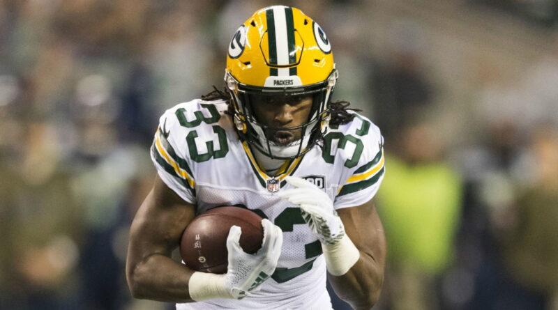 Packers re-signe Aaron Jones: Fantasy Football Impact (2021)