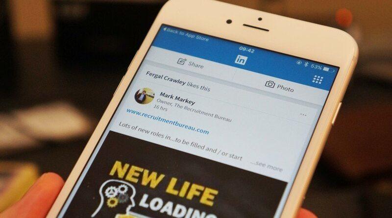 LinkedIn cessera de collecter des données de suivi avant qu'Apple ne le fasse honte