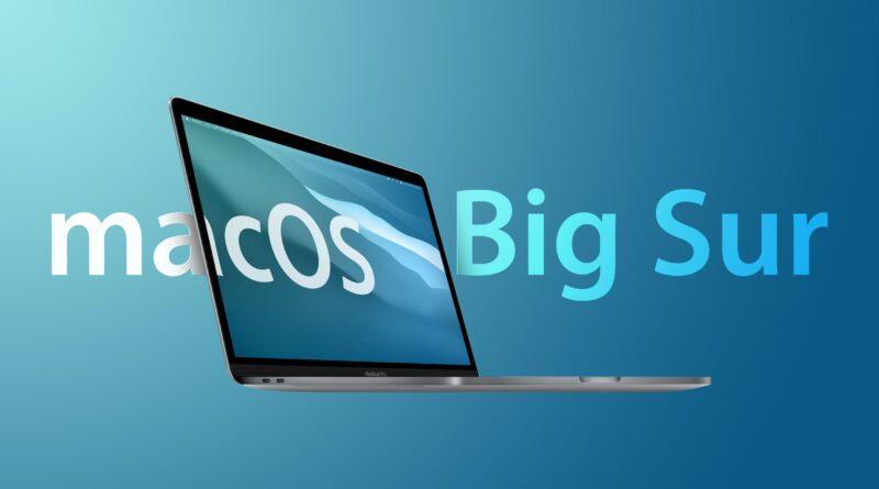 Apple Seeds quatrième bêta de macOS Big Sur 11.3 aux développeurs [Update: Public Beta Available]