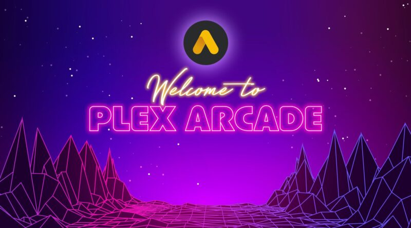 Plex lance Plex Arcade avec des jeux rétro à jouer
