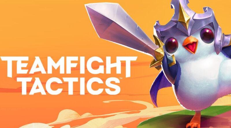 Teamfight Tactics, le premier jeu mobile des créateurs de LoL, est disponible sur mobiles