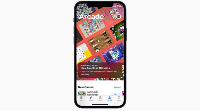 Bonne nouvelle pour les utilisateurs d'iPhone alors qu'Apple ajoute plus de 30 jeux à sa plate-forme Arcade
