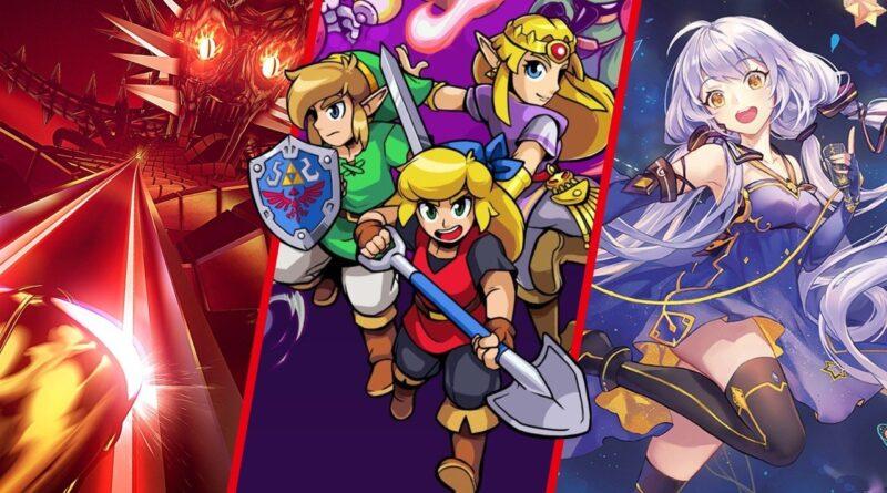 Meilleurs jeux de musique et de rythme sur Nintendo Switch