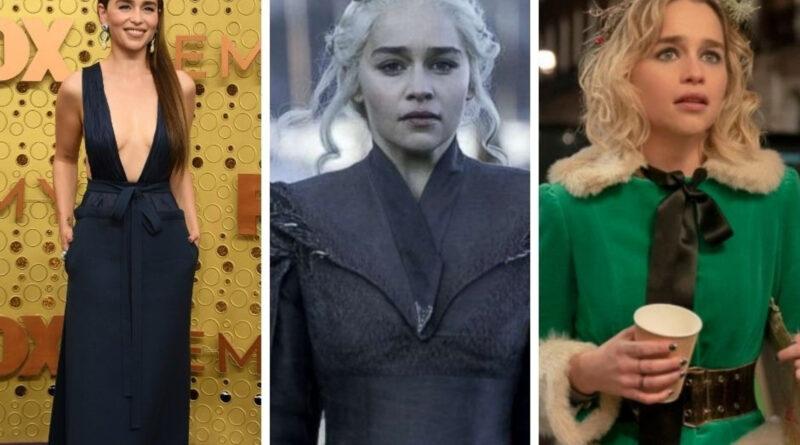 qu'est devenue Emilia Clarke (Daenerys Targaryen) ?