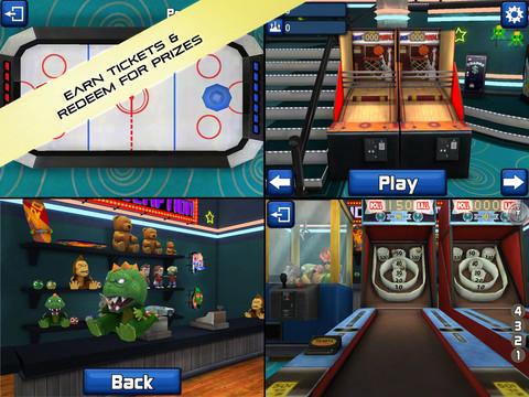 Jouez à des jeux d'arcade classiques sur votre iPad et iPhone.