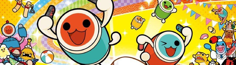 Taiko no Tatsujin: Drum'n 'Fun! (Switch)