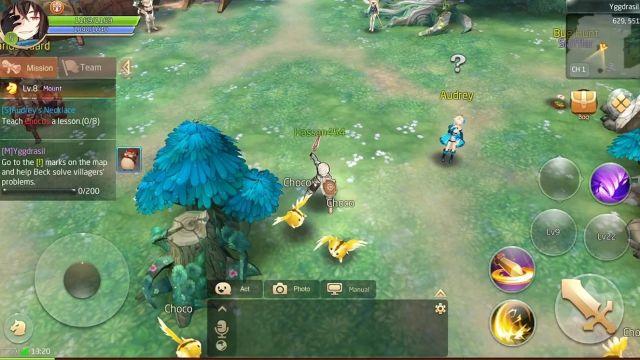 2. The Alchemist Code Meilleurs jeux comme Genshin Impact sur Android et iOS (2021)