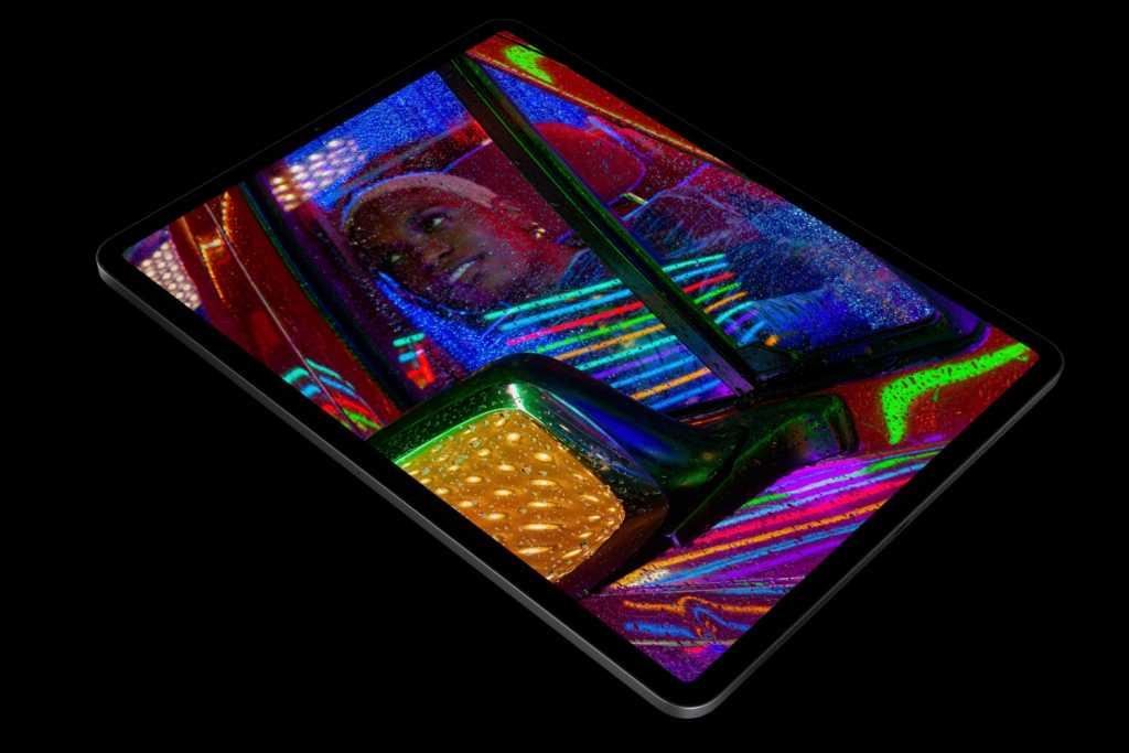 iPad Pro 2021