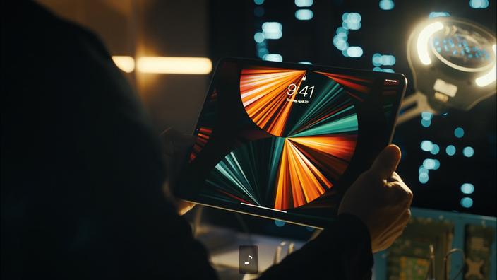 Le nouvel iPad Pro offre encore plus de possibilités
