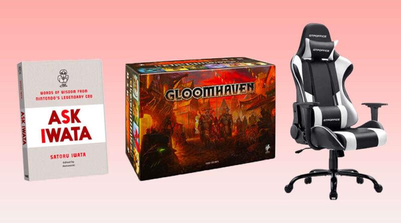 Meilleures offres du jour: Gloomhaven, chaises de jeu, SSD portables, etc.