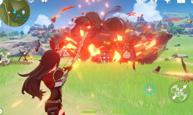 8 meilleurs jeux comme Genshin Impact sur Android et iOS (2021)