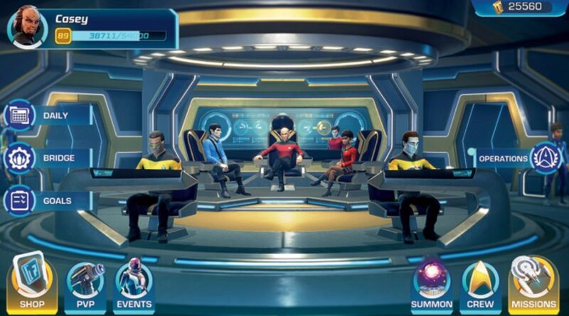 Star Trek: Legends from Tilting Point
