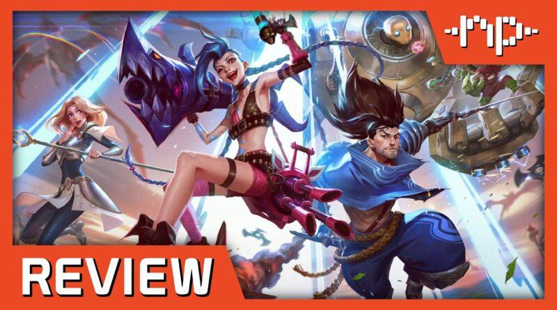 League Of Legends: Examen de Wild Rift