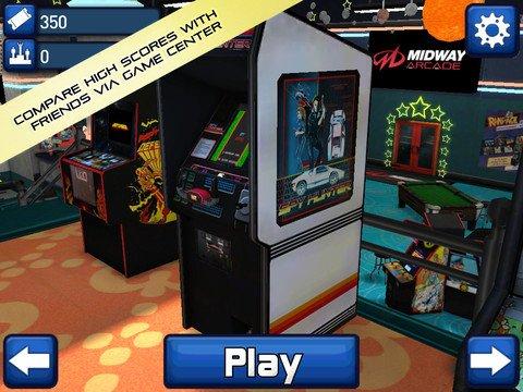 Midway Arcade apporte Spy Hunter, NARC et plus sur iPhone et iPad
