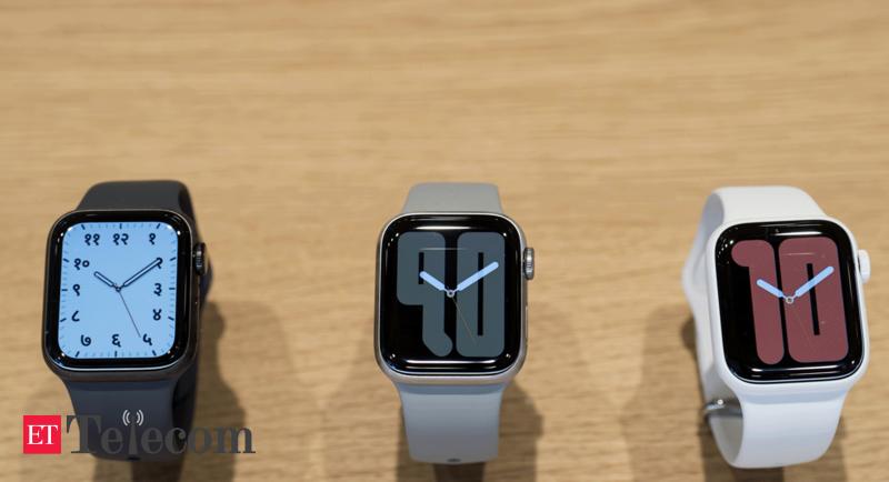Apple envisage à nouveau une montre robuste pour les sports extrêmes, Telecom News, ET Telecom