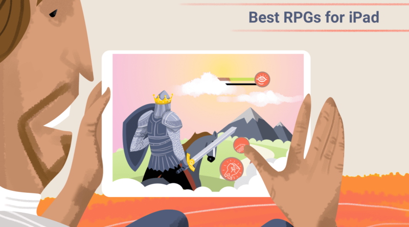 Les 20 meilleurs RPG pour iPad