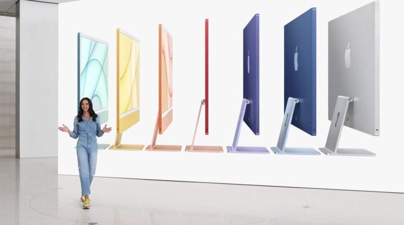 Apple mise sur la puissance et les couleurs pour mieux adapter ses nouveautés à cette période de pandémie