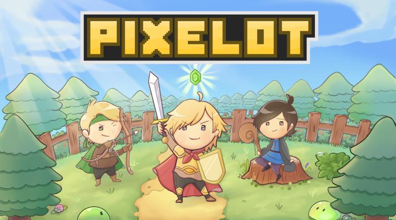 Throwback RPG 'Pixelot' maintenant complet avec une énorme mise à jour de la version 3.0 et une arrivée sur Steam - TouchArcade
