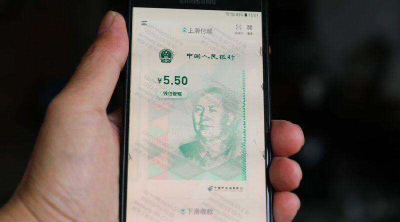 La Chine crée sa propre monnaie numérique, une première pour les grandes économies