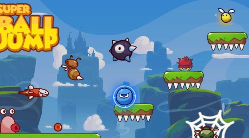 Super Ball Jump de Vuxia est maintenant disponible dans le monde entier pour iOS et Android après une bêta ouverte |  Des articles