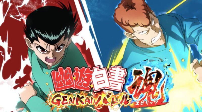 Yu Yu Hakusho Genkai Battle Spirits est en train d'exploser sur mobile