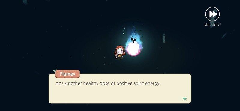Énergie spirituelle positive de Cosy Grove