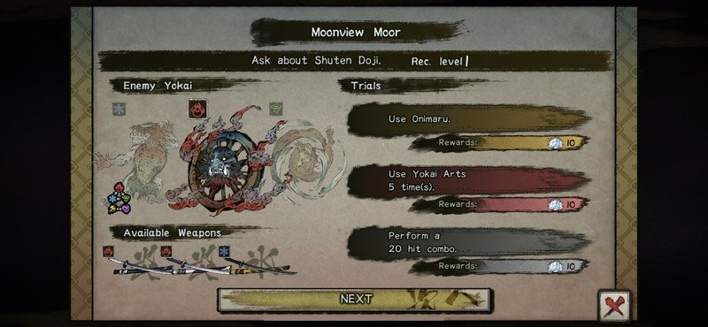 Monde des démons Moonview Moor