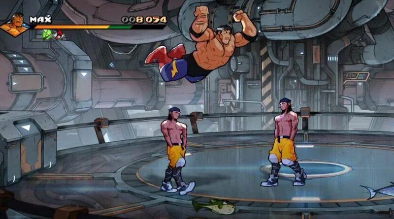 Max Thunder rejoint la liste de personnages jouables dans Streets Of Rage 4 Mr. X Nightmare !