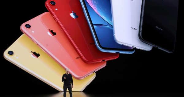 """Sans le contrôle d'Apple sur les applis mobiles, ce serait le """"bazar"""", assure le patron du groupe"""