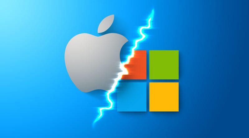 La rivalité entre Apple et Microsoft se réchauffe à nouveau sur la réalité augmentée, les jeux et plus