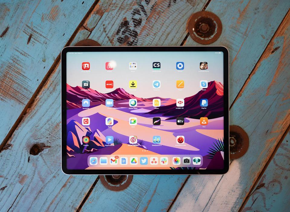 iPad Pro 2021, 12,9 pouces