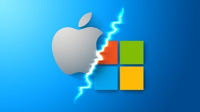 Fonctionnalité Apple vs Microsoft
