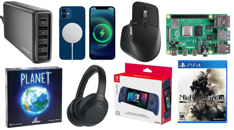 Le chargeur sans fil MagSafe d'Apple est en vente à un nouveau prix bas aujourd'hui