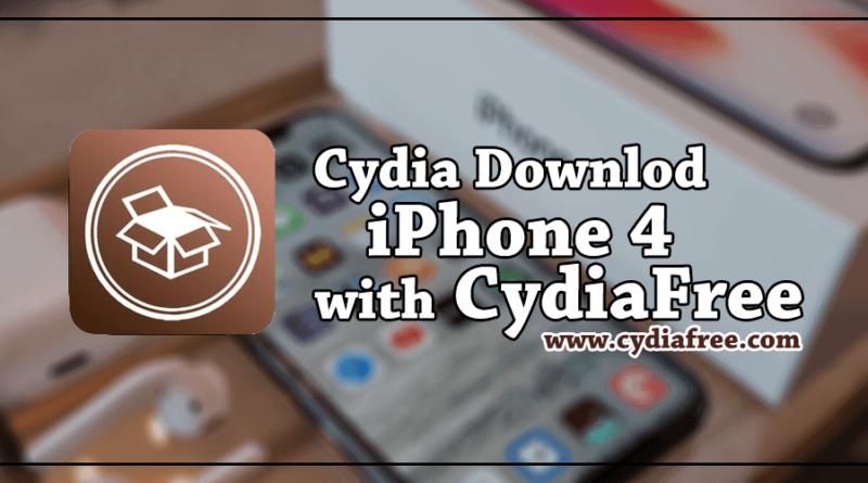 cydia download iphone 4