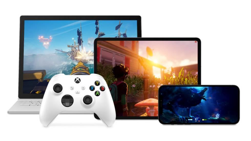 xCloud et Game Pass sont disponibles sur Windows 10, iPhone et iPad.