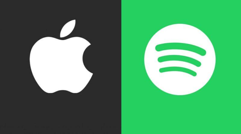 La Commission européenne accuse Apple d'abus de position dominante face à Spotify