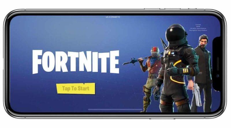 Fortnite bientôt de retour sur iOS grâce au service GeForce Now ?