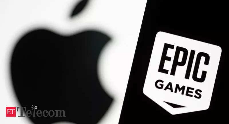 La confrontation entre Epic Games et Apple se transforme-t-elle en un décalage?, Telecom News, ET Telecom