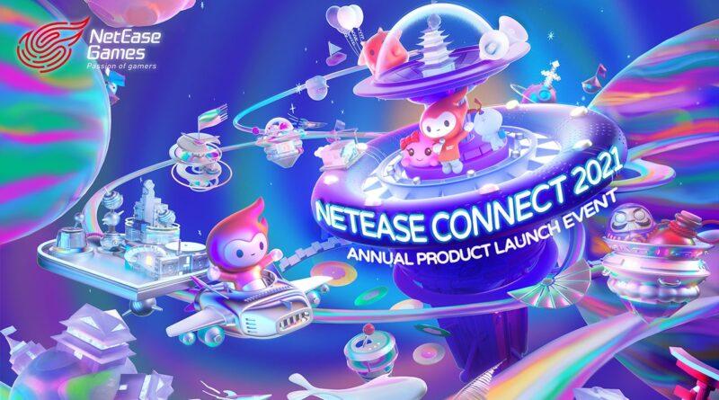 Chaque jeu annoncé à NetEase Connect 2021