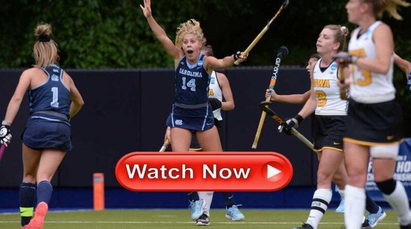 Caroline du Nord vs Michigan en direct Comment regarder la finale du championnat de hockey sur gazon DI en ligne gratuit n'importe où