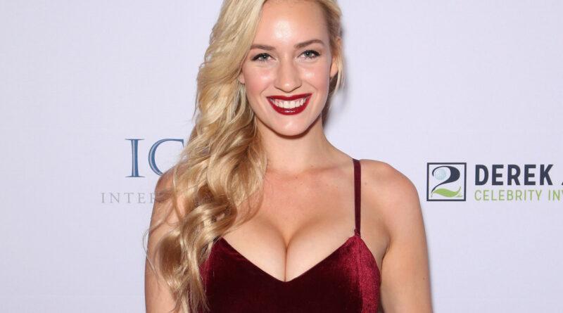 Paige Spiranac dit que ses seins 34DD sont réels, aidez le jeu de golf