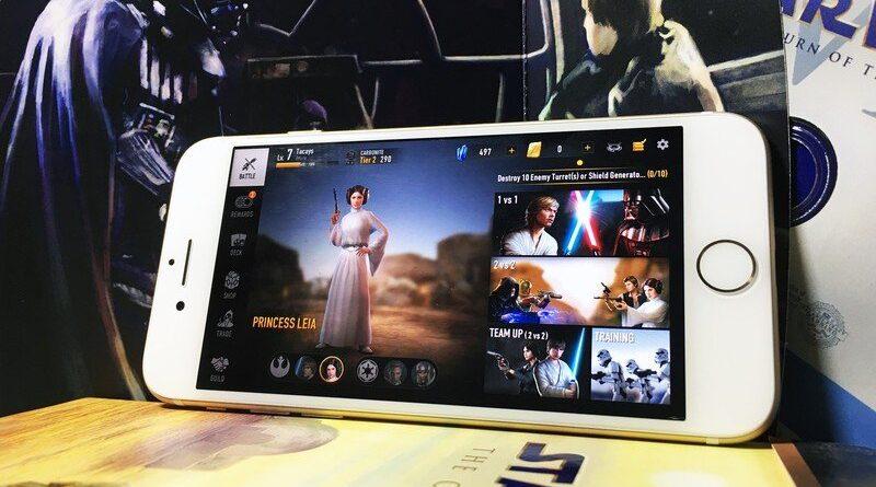 Meilleurs jeux Star Wars pour iPhone et iPad en 2021