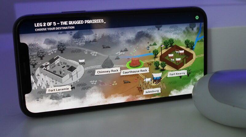 The Oregon Trail sur Apple Arcade Review: Un jeu classique introduit dans le monde du jeu mobile moderne