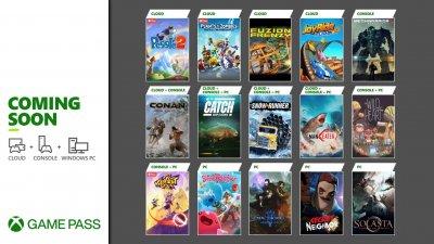 Xbox Game Pass : 15 jeux confirmés pour la fin du mois de mai 2021 !