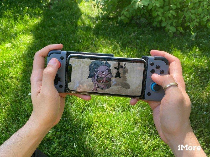 X2 Bluetooth Gamesir Gameplay