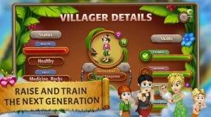 Villageois virtuels 1