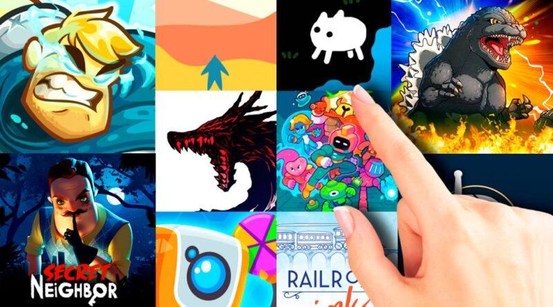Les meilleurs jeux pour smartphones iOS et Android de juin 2021