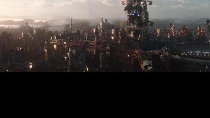 Thor Ragnarok : Thor et Bruce Banner en mode détente sur de nouvelles photos