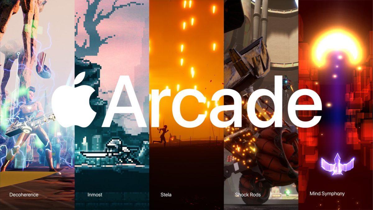Apple Arcade Nouveaux Jeux 11 Octobre